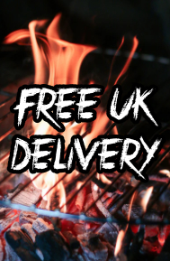 Free UK Delivery on all Aprons